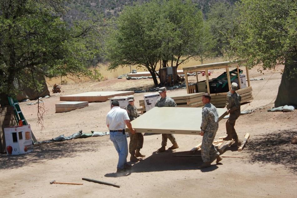 SSU Field Technician Services