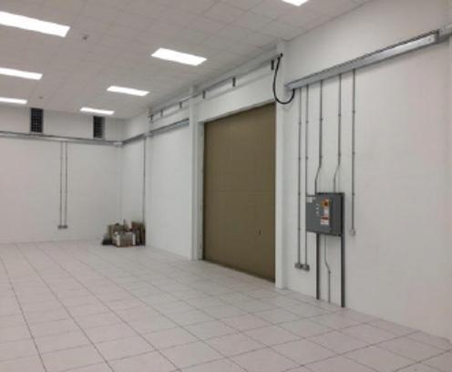 simulator shelter